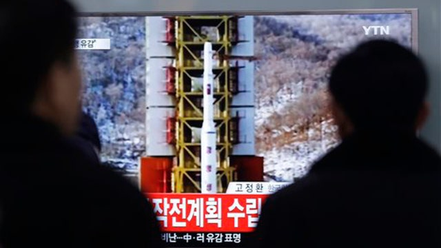 Eric Shawn reports: North Korea's missile