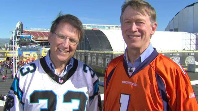 Carolina and Colorado governors make friendly Super Bowl bet