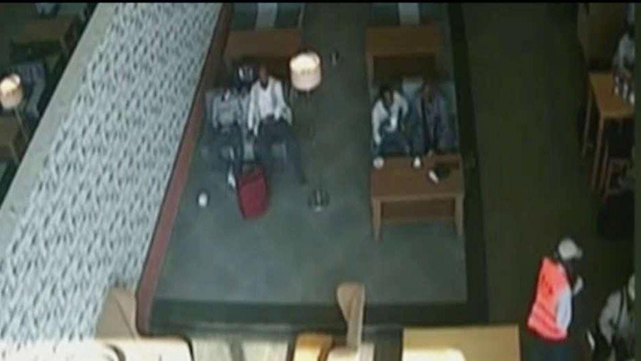 Video found of Somalia suicide bombing suspect