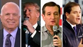 Former Republican presidential nominee on state of the 2016 GOP race