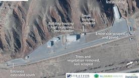 Defcon 3: Stratfor's Sim Tack analyzes photos from Iranian facility