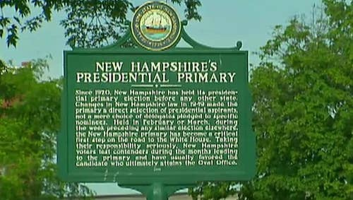 New Hampshire primary turns 100: Fast facts on the Granite State contest