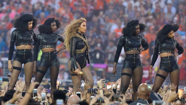 Beyonce Super Bowl performance honors Black Panthers?