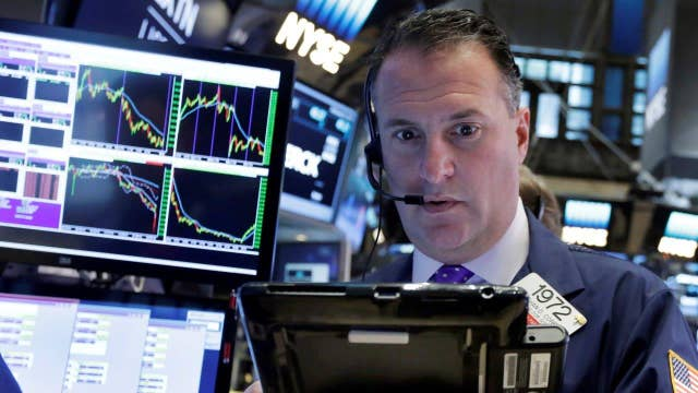 US markets plunge at start of new trading week