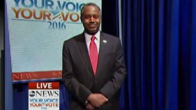 Kennedy's Topical Storm: Carson's Standoff