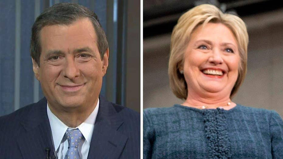 Kurtz: 'Whiff of desperation' from Clinton campaign in NH