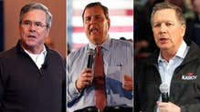 GOP governors in close race in New Hampshire