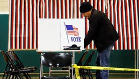 New Hampshire voters head to polls for first primary