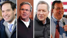 Battle for 2nd place the race to watch in New Hampshire GOP primary