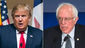 Trump, Sanders win New Hampshire -- and 2016 battle moves south, west