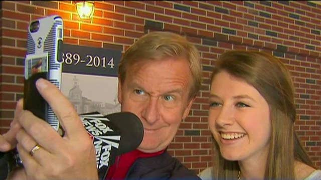 Dooce on the Loose: The selfie election
