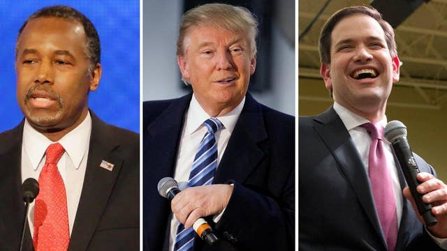 Which way is the momentum swinging in New Hampshire?
