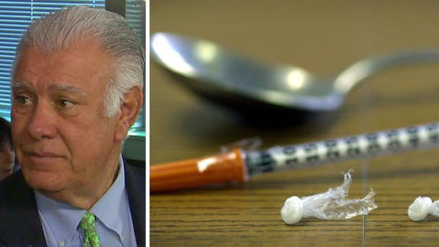 Who has best plan to take on heroin crisis in New Hampshire?