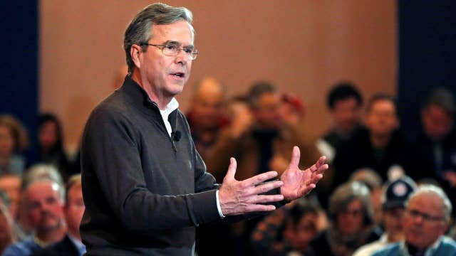 Bush campaign comes out swinging during final NH push