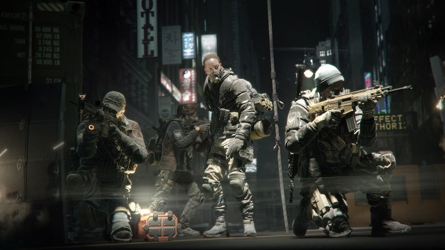 Diseased NYC erupts in chaos in 'Tom Clancy's The Division'