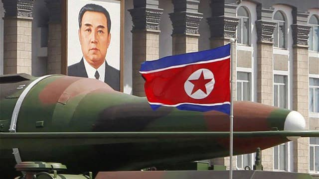 North Korea preparing for another underground nuclear test