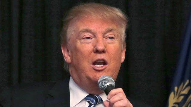 Trump addresses repeating anti-Cruz profanity at NH rally