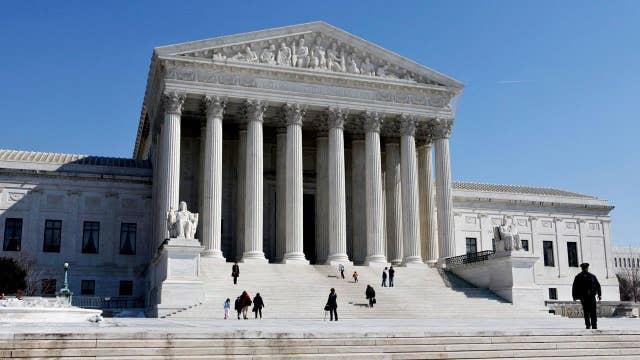US Supreme Court blocks carbon emissions rule