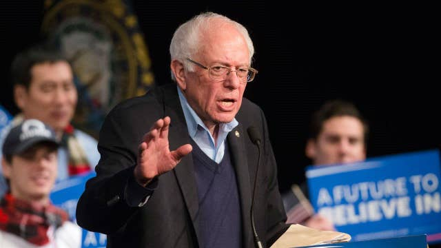 How Sanders should build on New Hampshire momentum