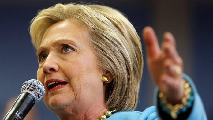 Clinton pushes back on campaign shake-up rumors
