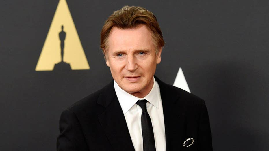 Liam Neeson: New girlfriend incredibly famous
