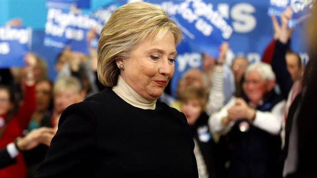 What are Hillary's plans moving on to South Carolina?
