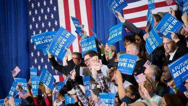 How did the media cover New Hampshire?