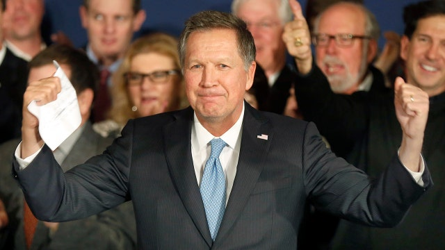 Kasich campaign calls New Hampshire a victory