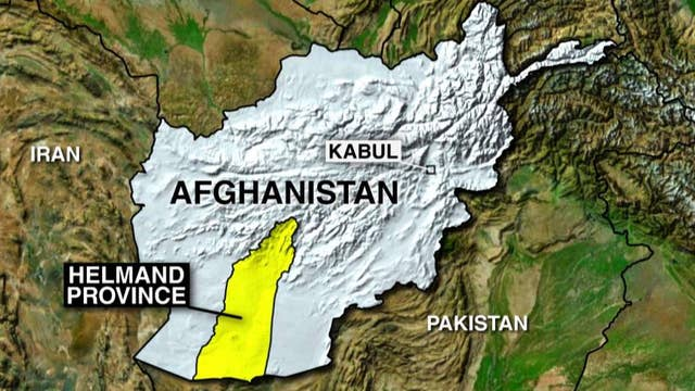 500 US soldiers heading to Afghanistan's Helmand province