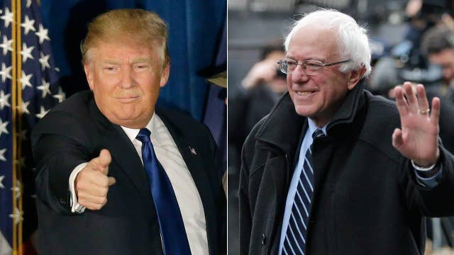 What's next for Trump, Sanders