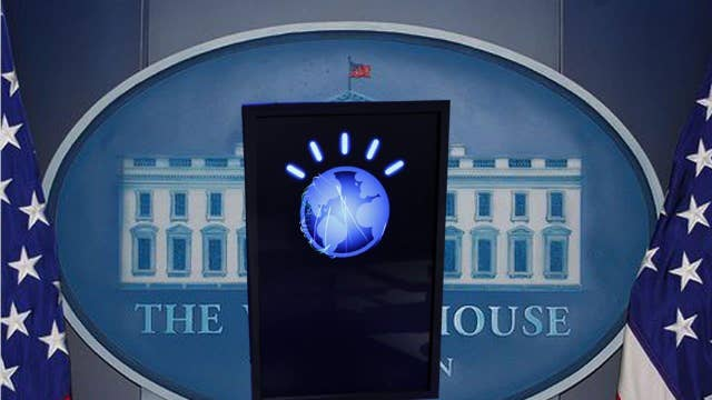 IBM's Watson supercomputer for president?