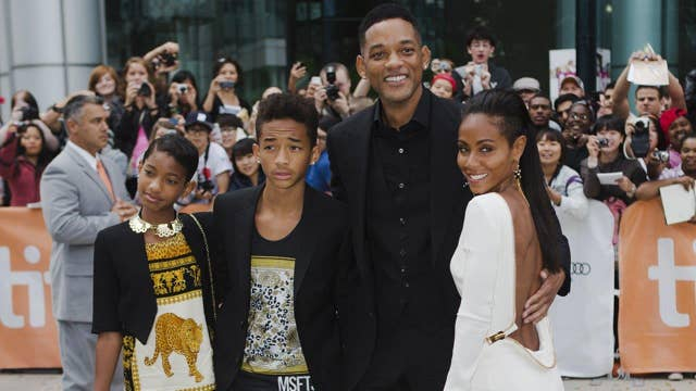 Will Smith worried about parenting style