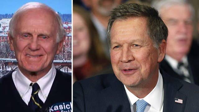 Gordon Humphrey expects Kasich to continue to be competitive