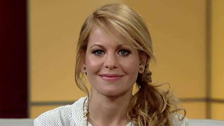 Candace Cameron Bure talks 'Fuller House,' 2016 race
