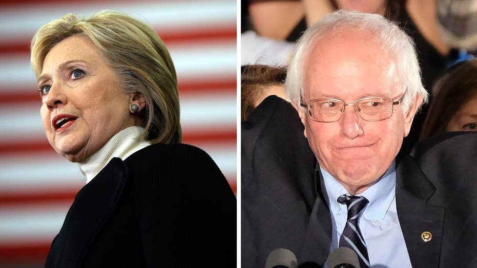Can Clinton win back supporters from Sanders?