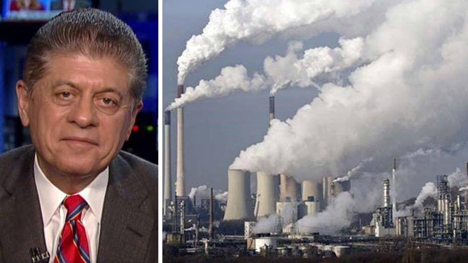 Napolitano: Supreme Court EPA ruling a first in US history