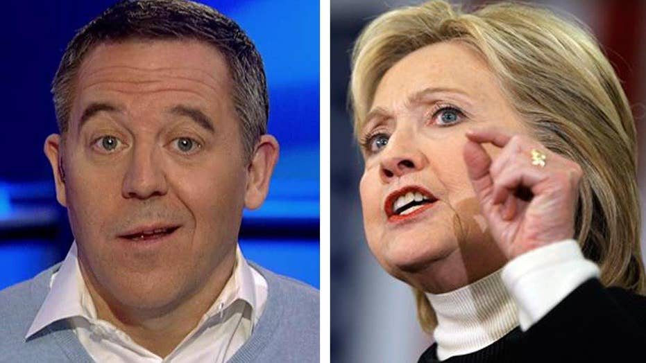 Gutfeld: As desperation sets in, Hillary turns to division