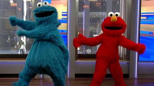 'Sesame Street Live' presents 'Let's Dance'