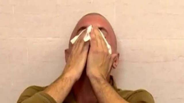 Iran releases video of US sailor crying after capture