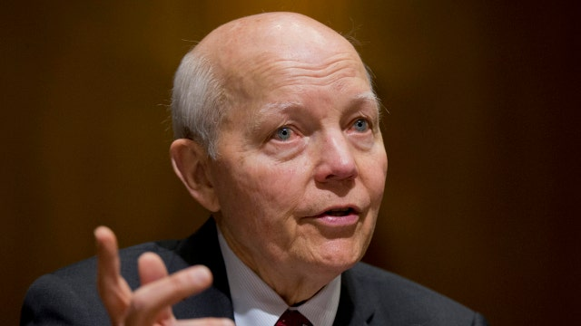 IRS commissioner testifies on agency funding