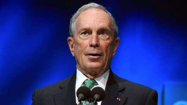 Report: Bloomberg aides sense opening in 2016 race