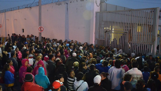 More than 50 inmates killed in prison riot in Mexico