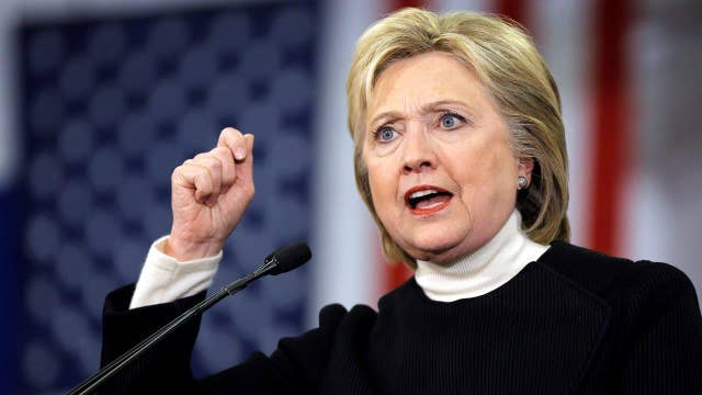 Is Hillary Clinton losing the Internet?