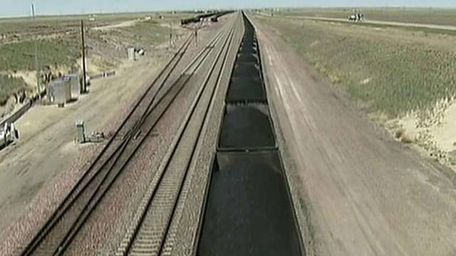 Coal industry in crisis due to new regulations, competition