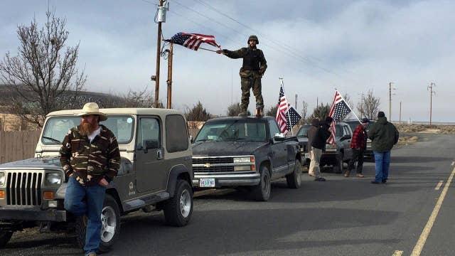 Final holdouts surrender in Oregon refuge standoff