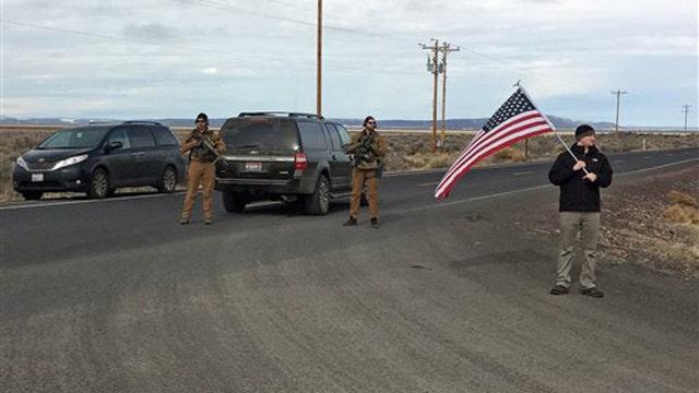 FBI: Standoff at OR national wildlife refuge ends peacefully