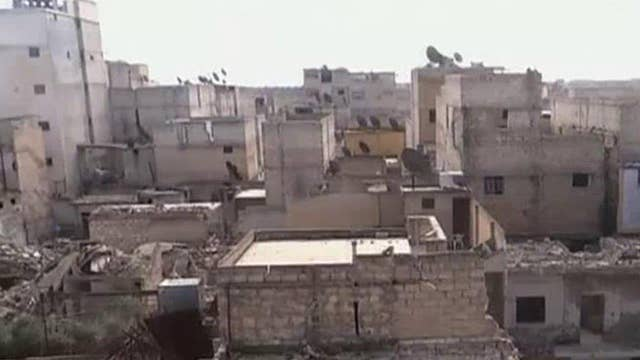Russia accuses US of bombing Aleppo, Syria