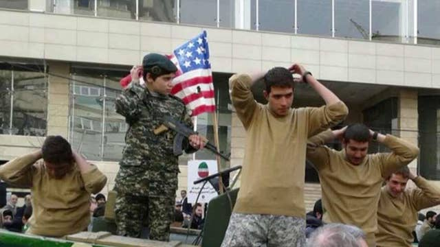 Iran shows its utter contempt for the United States
