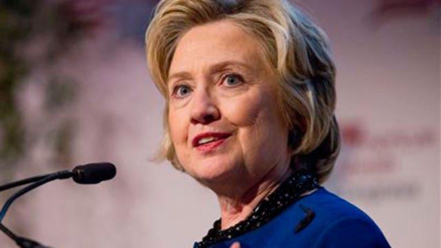 Watters: Hillary Is An Empty Pantsuit