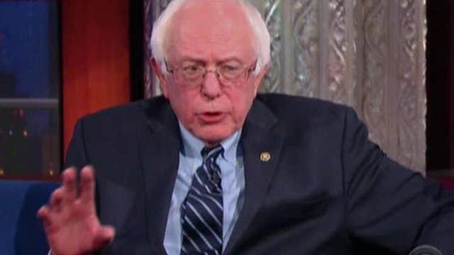 Bill and Bernie Sanders